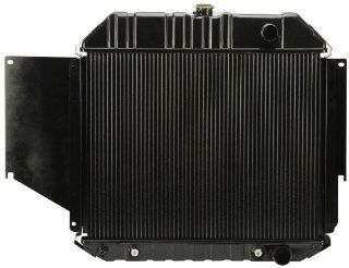 Spectra Premium CU969 Complete Radiator for Ford Econoline Automotive