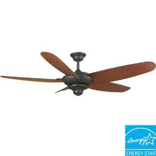Hampton Bay Altura 60 in. Outdoor Oil Rubbed Bronze Energy Star Ceiling Fan