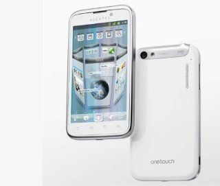 Alcatel One Touch 995S Ultra Pure White (Unlocked GSM Phone) Cell Phones & Accessories