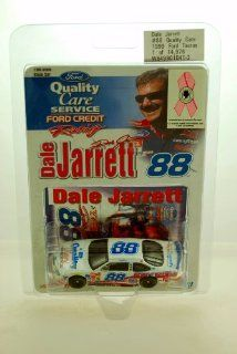 Action   NASCAR   Dale Jarrett #88   Ford Quality Care / Taurus   164 Scale Die Cast   1 of 14,976   Limited Edition   Collectible Toys & Games