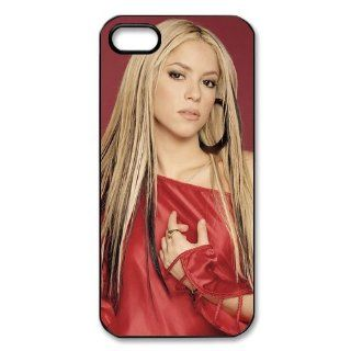 Custom Shakira Back Hard Cover Case for iPhone 5 5s I5 982 Cell Phones & Accessories