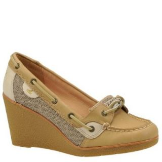 Sperry Top Sider Women's Goldfish Oat Flat Shoes