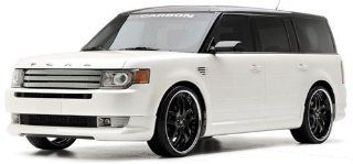 3dCarbon 691580 09 12 Ford Flex 11 Piece Ground Effects Kit w/ Upper Roof Wing Automotive