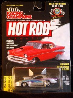 Racing Champions   Hot Rod Magazine   Pro Street Firebird Scale 163   Limited Edition 1/19,997   Issue #61 Toys & Games