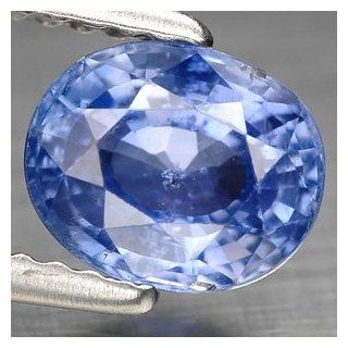 1.56 CT. TOP LUSTER ROYAL BLUE NATURAL SAPPHIRE AAA GEMS Loose Gemstones Jewelry