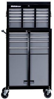 Stack On SC 1300 BB 13 Drawer Ball Bearing Chest/Cabinet Combo   Tool Cabinets