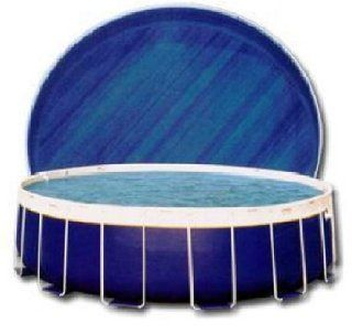Legacy Above Ground Pool   21ft Round  Above Ground Swimming Pools  Patio, Lawn & Garden
