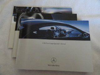 2004 Mercedes Benz CLK 320 / CLK 500 / CLK 55 AMG Owners Manual