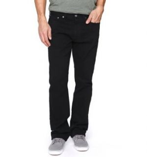 Bullhead Denim Co Men's Gravels Slim Black Twill Pants at  Men's Clothing store