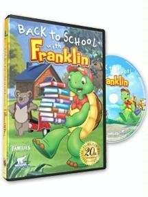 Back to School with Franklin, Feature Films for Families DVD (2009) Movies & TV
