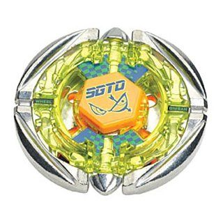 Flame Sagittario Mini Top Keychain   Beyblades Metal Fusion Series #1 Toys & Games