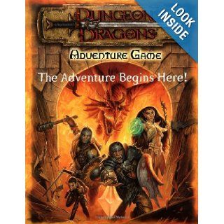 Dungeons & Dragons Adventure Game The Adventure Begins Here Jonathan; Carl, Jason; Collins, Andy; Noonan, David Tweet 0046363019518 Books