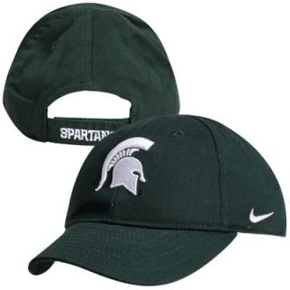 Nike Michigan State Spartans Infant Classic Adjustable Hat   Green