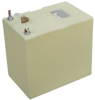 "Moeller Marine Below Deck Permanent Fuel Tank (14 Gallon, 18"" x 11.75"" x 16.25"")  Boat Fuel Tanks  Sports & Outdoors"