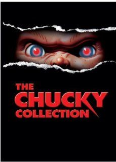 The Chucky Collection (Child's Play 2 / Child's Play 3 / Bride of Chucky) Jennifer Tilly, Alex Vincent, Justin Whalin, Katherine Heigl, Jenny Agutter, Perrey Reeves, Brad Dourif, Gerrit Graham, Jeremy Sylvers, John Ritter, Christine Elise, Travis