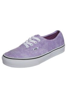 Vans   AUTHENTIC   Trainers   purple