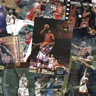 Michael Jordan 23 Different NBA Cards at 's Sports Collectibles Store