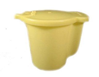 Vintage Yellow Tupperware Cream Pitcher Creamer  Other Products