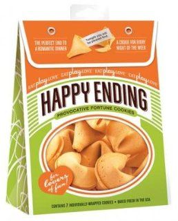 Icon brands   happy ending fortune cookie (Pack Of 5) Health & Personal Care