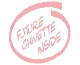 Future Chivette Inside PINK   KCCO   Keep Calm Chive On Die Cut Decal Bumper Sticker For Windows, Cars, Trucks, Laptops, Etc.