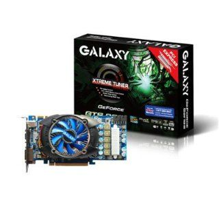 Galaxy GeForce GTS 250 512 MB GDDR3 PCI Express 2.0 DVI/HDMI/VGA SLI Ready Graphics Card, 25SFF6HX1RUI Electronics