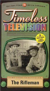 Rifleman  [VHS] Chuck Connors, Johnny Crawford, Paul Fix, Archie Butler, Joe Benson, Bill Quinn, Patricia Blair, Whitey Hughes, Joe Higgins, Joan Taylor, Harlan Warde, Hope Summers Movies & TV