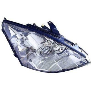 PASSENGER SIDE HEADLIGHT Ford Focus HID HEAD LIGHT LENS AND HOUSING; EXCEPT SVT MODELS Automotive