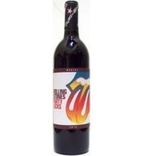 2010 Wines That Rock Rolling Stones Forty Licks Merlot 750ml Wine