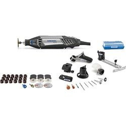 Dremel 4200 6/40 High Performance Rotary Tool with EZ Change 47 Piece Kit