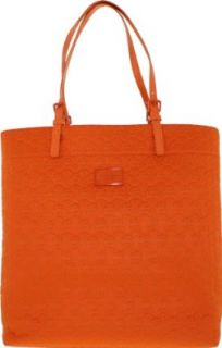 Michael Kors Jet Set Neoprene Tote in Tangerine Michael Kors Bags Shoes