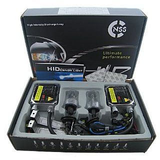 NSSC� 9006 HB4 35w 12000k Bright Blue HID Xenon Conversion Kit Automotive