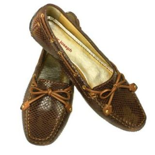 Marc Joseph   Cypress Hill   Snake Mocca Gold   Loafers Shoes