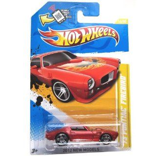 Hot Wheels 2012, '73 Pontiac Firebird RED, 2012 new models, 16/247. 164 Scale. Toys & Games