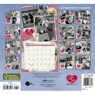 2011 I Love Lucy Wall Calendar Day Dream 9781423804185 Books