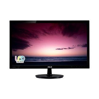 "Asus VS228H P 22"" LED LCD Monitor   169   5 ms (90LMD8101T0004UL )   Computers & Accessories"