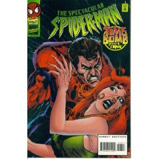 The Spectacular Spider Man #228  Run For Your Life (Time Bomb   Marvel Comics) Tom DeFalco, Sal Buscema Books