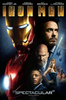 Iron Man Robert Downey Jr., Terrence Howard, Jeff Bridges, Gwyneth Paltrow  Instant Video