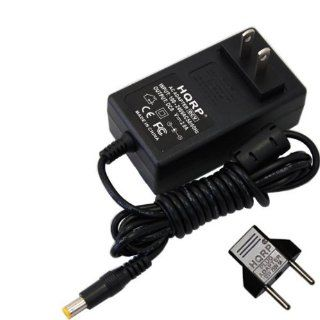 HQRP AC Adapter / Power Supply for Boss PSA 120S, Heavy Metal HM 2, ME 50, ME 20, ME 20B, DB 66, DB 88, DB 90, MC 202, SH 101, SP 202, TR 626, Roland PSA 120S, ACA 120, A 500S, AD 3, ASC 10, BD 2, BL 1, BR 800, FBM 1, Dr. Beat DB 88 + Euro Plug Adapter Mu