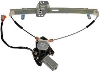 Dorman 748 132 Honda Element Front Passenger Side Power Window Regulator with Motor Automotive