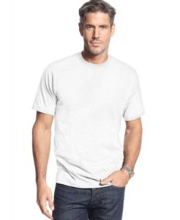 Club Room Big and Tall Shirt, Crew Neck T Shirt with Chest Pocket   T Shirts   Men