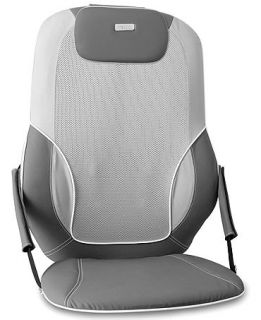 Homedics MCS 510H Total Back and Shoulder Cushion Massager, Shiatsu with Heat   Personal Care   For The Home