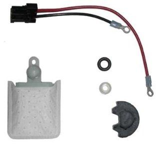 Walbro Universal Installation Kit Fuel Filter, Wiring Harness, Fuel Line for F90000262 Pump Automotive