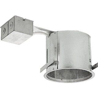 Progress Lighting P186 TG Remodel Recessed Lighting Housing for Use in Existing Ceilings   Recessed Light Fixture Housings