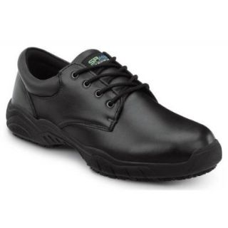 SRM180 SR Max Providence Women's Black Slip Resistant Dress Oxford Shoes