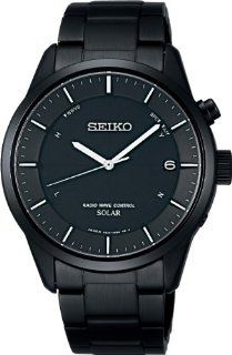 SEIKO Spirit Smart Men Solar Radio Wave Control Watch SBTM179 (Japan Import) Watches