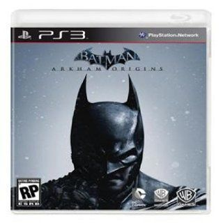 WARNER BROS Batman Arkham Origins Action/Adventure Game   Blu ray Disc   PlayStation 3 / 1000381348 / Computers & Accessories