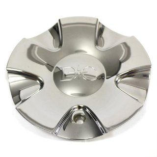 Dc Wheels Center Cap Chrome # F520l173 Automotive