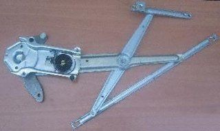 93 98 JEEP GRAND CHEROKEE FRONT WINDOW REGULATOR LH (DRIVER SIDE) SUV, Power w/o motor (1993 93 1994 94 1995 95 1996 96 1997 97 1998 98) J462902 4798379AB Automotive