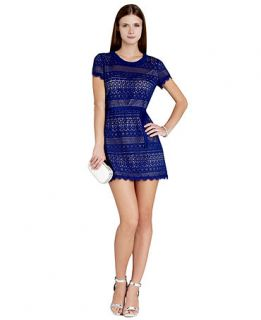 BCBGMAXAZRIA Darlita Lace Dress   Dresses   Women