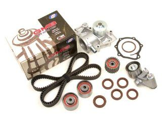 GMB Evergreen TBK172WP Subaru EJ22E SOHC 16V Timing Belt Kit w/ Water Pump Automotive